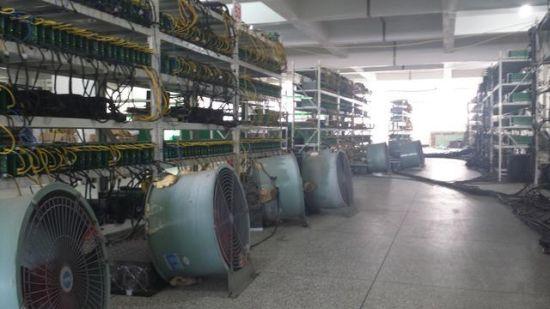 外媒记者探秘中国东北比特币工厂 令人目瞪口呆