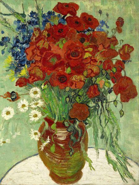 《雏菊与罂粟花》   估价:3,000万至5,000万美元/2亿3,400万至3亿9,000万港元