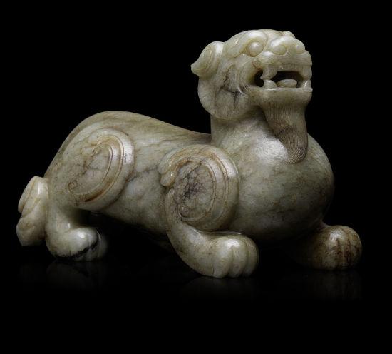 明朝时代的赑屃雕刻,估价154,000 - 192,000美元。
