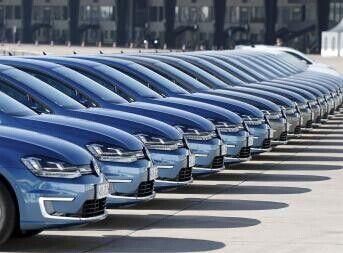 德国大众欲借中国登上世界汽车大王宝座