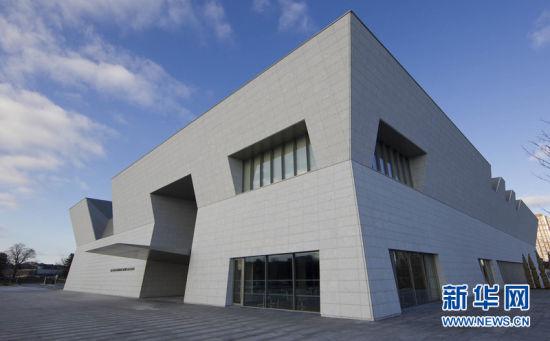 多伦多阿迦汗博物馆外观。新华网 邹峥摄