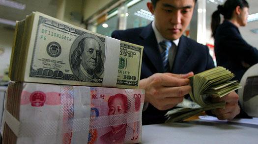 人民币汇率暴跌有大机遇