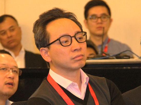 图文:诺亚财富集团执行总裁林国沣