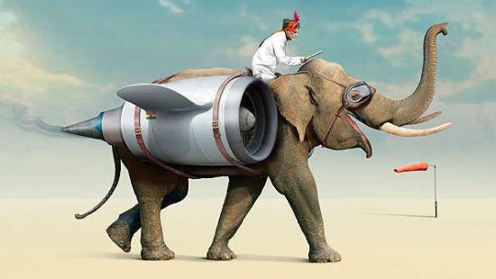 印度制造可能追赶中国吗?