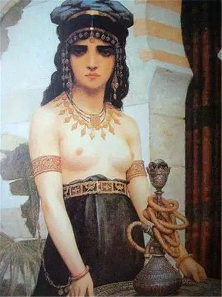 图注:赫林的女仆