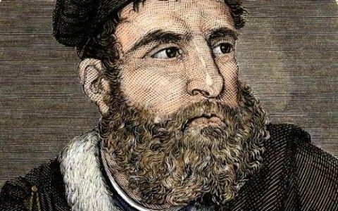 世界著名旅行家和商人马可波罗
