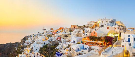 美丽的希腊
