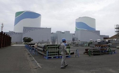 资料图:川内核电站1号机组。