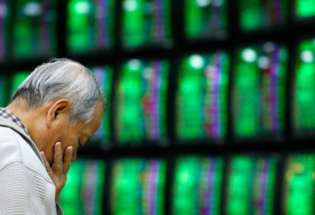A股正面临系统流动性危机