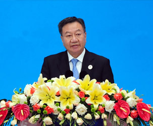 中国国际贸易促进委员会会长姜增伟