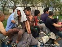 江苏省委书记省长赶赴现场指挥救灾