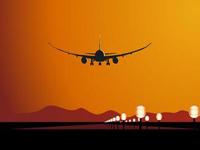 """受台风""""妮妲""""影响 南宁机场多趟航班取消或备降"""