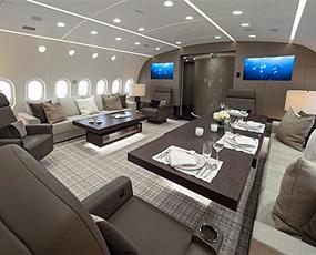 中国人21亿买的豪华飞机长啥样?