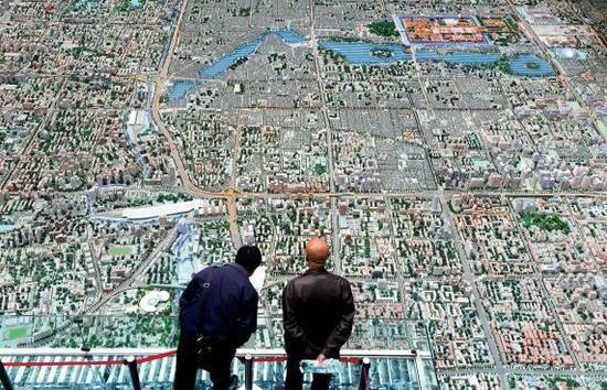 北京城市副中心露真容:副中心不等于通州区