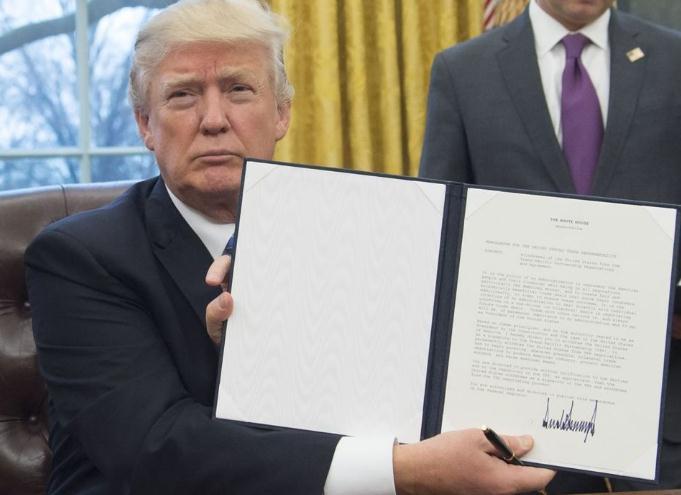 谁将会是川普贸易政策的赢家和输家?