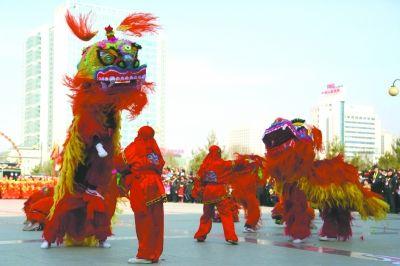 青海特色的民间文化活动——社火