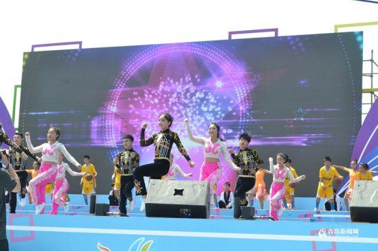 城阳区第十六届市民节盛大开幕