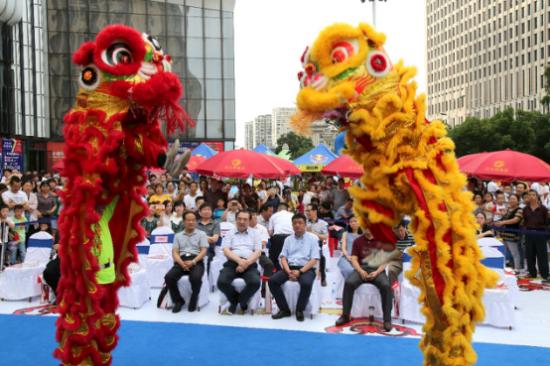 中国盱眙国际龙虾节南京分会场