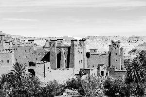 《权力的游戏》取景地摩洛哥 资料图片