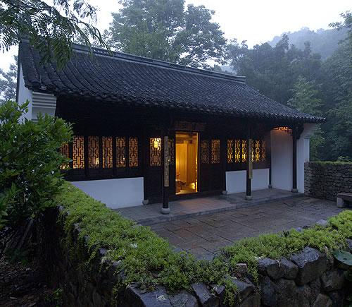 最佳精品酒店候选:杭州阿曼法云酒店