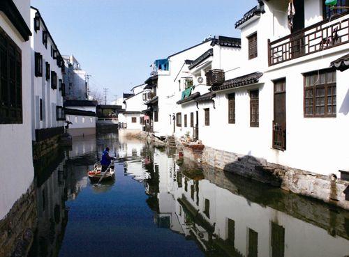 苏州:让历史街巷焕发迷人魅力(图)
