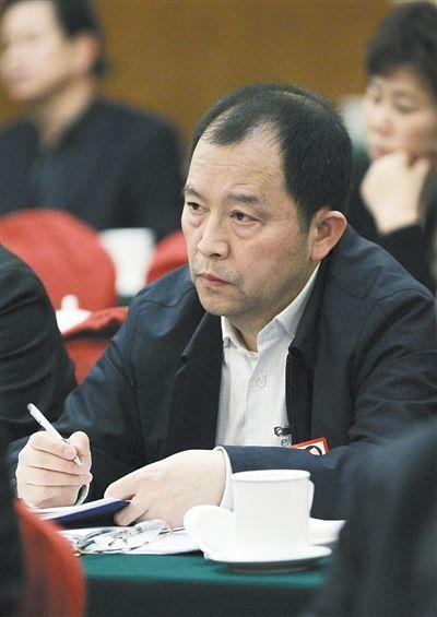 铜陵有色董事长韦江宏。
