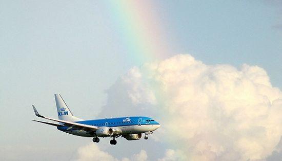 南方航空,厦门航空与荷兰皇家航空在上海