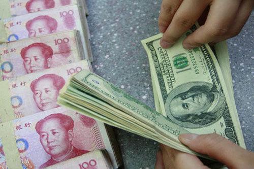 人民币兑美元汇率月内六创新高