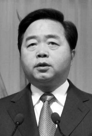 图为涉嫌违纪的南京市委副书记、市长季建业。(资料图片)