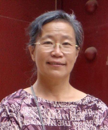 图为著名思想家、经济学家顾准之女顾秀林,现任云南财经大学社会与经济行为研究中心特聘教授。(资料图)