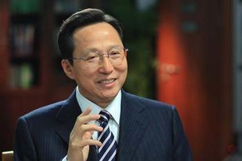 图为农业部党组书记、部长韩长赋。(资料图)
