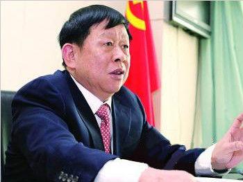 广东省广晟财物运营有限公司原董事长李进明