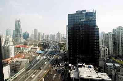 海银国际大厦停工数年再开售