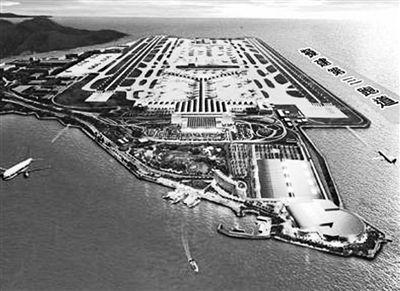 张炳良日前在公布香港机场第三跑道兴建详情的