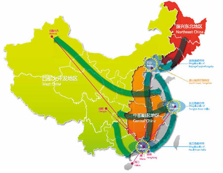 环渤海经济的前世今生