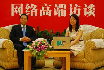 平地起新城 苏州市委常委、园区工委书记马明龙专访