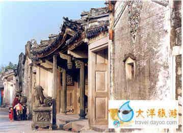 实地体验 旅游途中认识广东客家文化(组图)