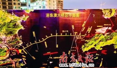 港珠澳大桥使香港上班珠海居住将成现实