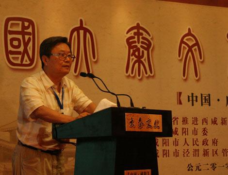 肖云儒:秦文化的内涵及其对中国和世界的影响