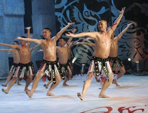 """土家族舞蹈""""肉莲花"""":从民间到央视"""