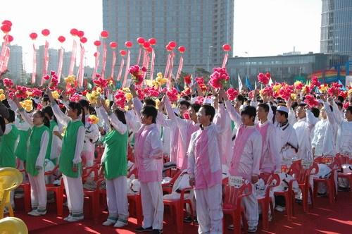 2010宁洽会暨中阿经贸论坛隆重开幕