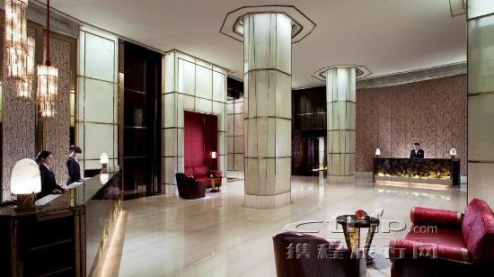 最具特色Spa酒店候选:上海浦东丽思卡尔顿酒店