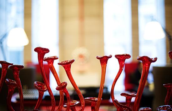 最具艺术气息酒店候选:重庆万达艾美酒店