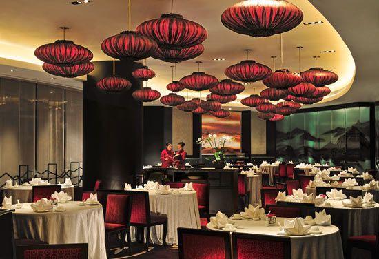 最佳酒店中餐候选:深圳香格里拉大酒店香满宫
