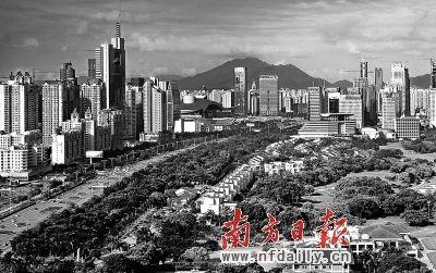 借力大运 深圳打造全国最干净最美丽最有序城市