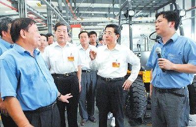 美好柳州:工业强壮 全面发展