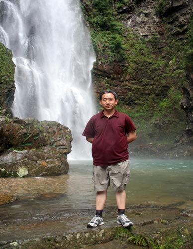 十佳讲解员候选:鹫峰森林公园讲解员任光武