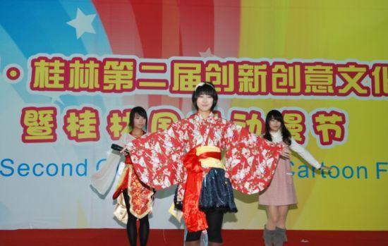 第三届中国・桂林创新创意文化节将登场(图)