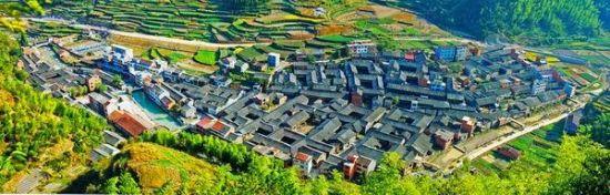 榉溪村:孔子后裔聚居地(图)