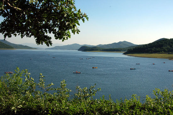 吉林市候选景区:吉林松花湖风景区(组图)